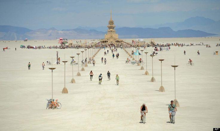 Burning Man 2012 from Stephanie Bee