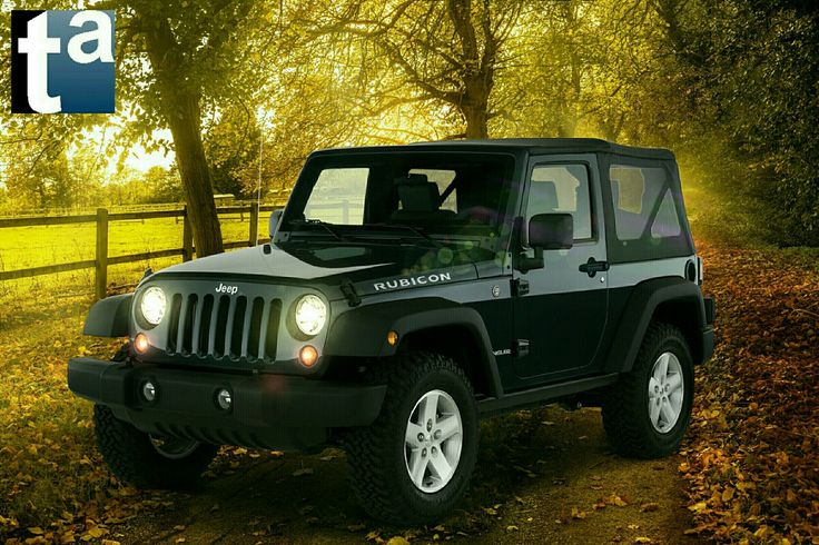 048 - AUTUMN DREAMS #Jeep #Wrangler Rubicon #SUV 2010 #Automotive