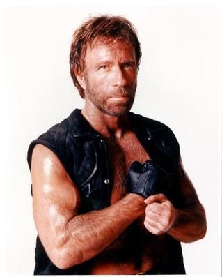 Chuck Norris doesn't wear a watch because he decides what time it is.