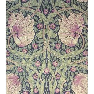 William Morris Pimpernel Wallpaper