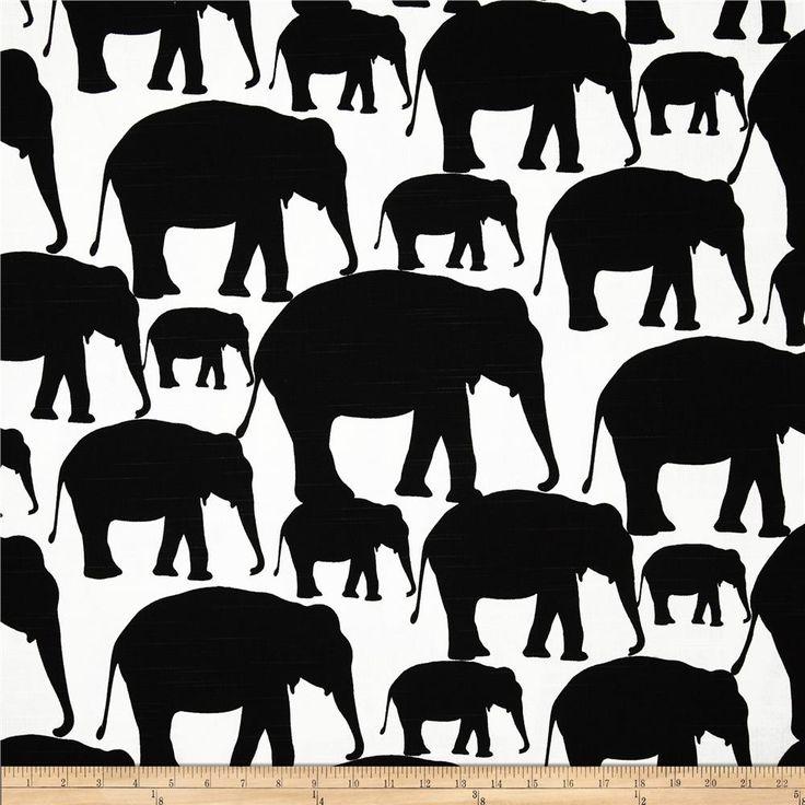 Richloom Kenya Slub Ivory