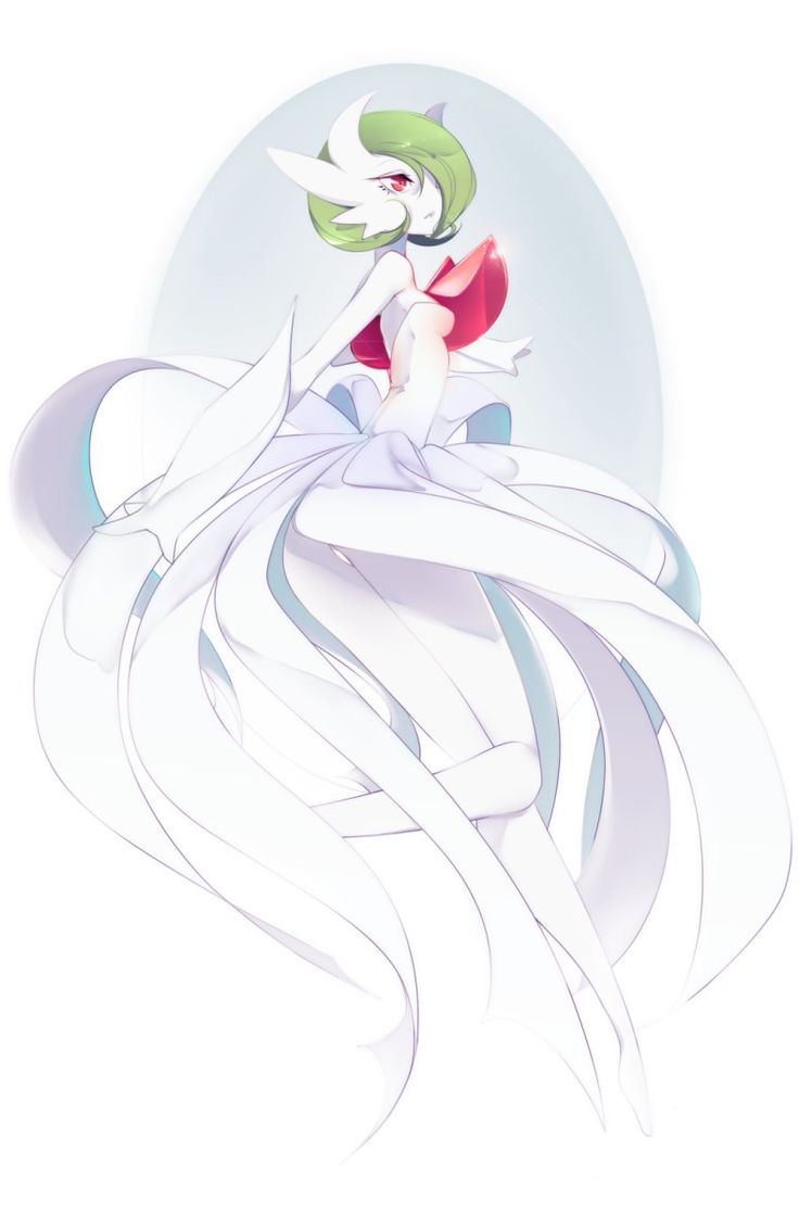 Gardevoir joy studio design gallery best design - 1girl Gardevoir Green_hair Highres Mega_gardevoir Mega_pokemon Nintendo Pokemon Pokemon_ Creature Pokemon_ Game