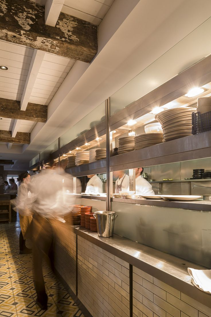 Open Restaurant Kitchen Designs. Brasserie Blanc, Beaconsfield · Open  Kitchen Restaurantcooking Restaurant Designs