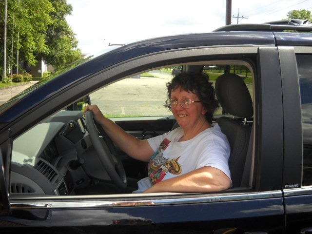 Wheelchair Vans Symbolize Freedom for Families: One Mother's Story (2010)