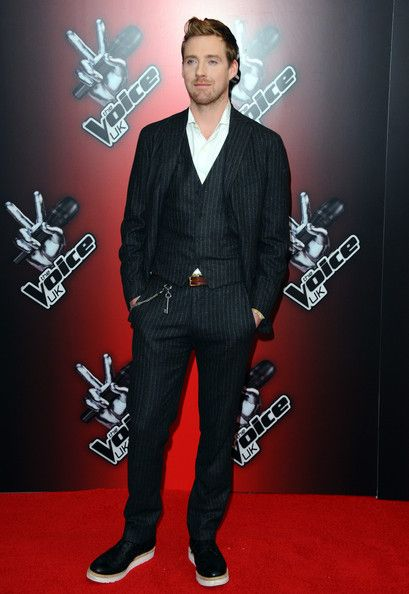 "Ricky Wilson Ricky Wilson attends the red carpet launch for ""The Voice UK"" at BBC Broadcasting House on January 6, 2014 in London, England."