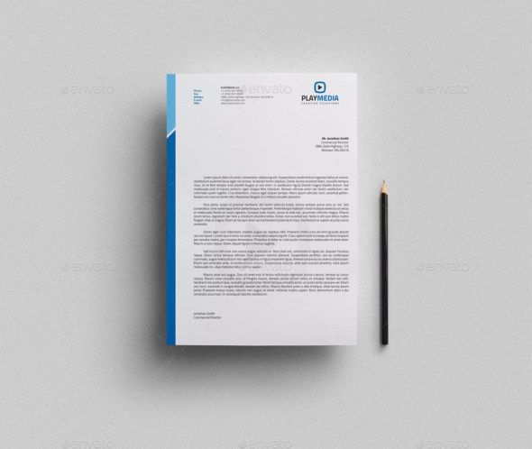 Pinterestu0027teki 25u0027den fazla en iyi Free letterhead templates fikri - free business stationery templates for word