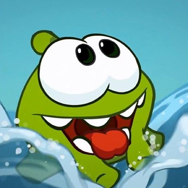 Cut The Rope - Hungry Om Nom