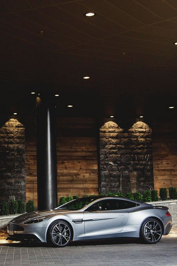 Aston Martin Vanquish by Florent Poncelet on Flickr