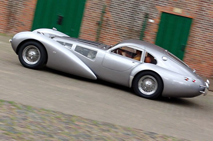 Devaux Coupe 2001, Australien and Inspired by The 1930 Cars