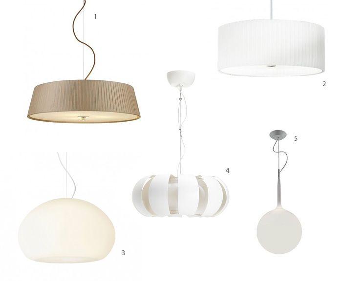 3 - Fluid – designové závěsné svítidlo od Muuto