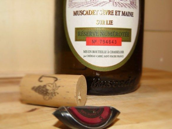 Muscadet from Lidl - French Wine Sale.