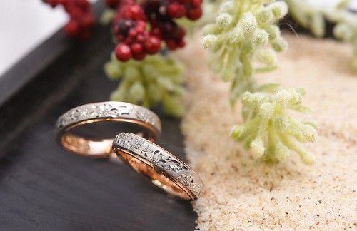 【結婚指輪|桜子】群馬県からお越しのお客様が選ばれた結婚指輪は、桜子。詳しくは、館林工房スタッフブログ「個性的でかわいい結婚指輪♡」でご紹介しています。