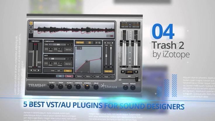 5 Best VST Plugins For Sound Designers