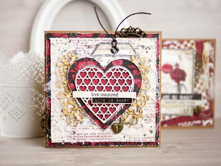 Dianka Kreativity: MEN'S CARD: Zamilovaný Sherlock aneb přáníčka pro pány, UHK Gallery - Holmes in Love