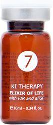 E'shee Clinical Esthetic - Elixir of Life KI Therapy Elixir Serum, reduce dark circles around eyes, detoxify and restore your skin.