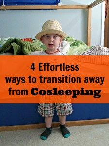 Transitioning away from Co-sleeping | Labor, Love and Lipstick
