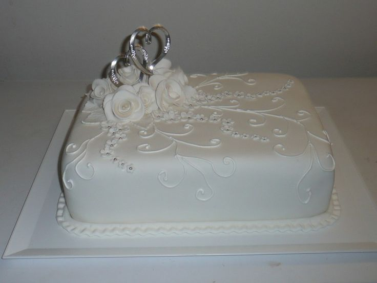 Svadobné torty | Svadobné torty č.1