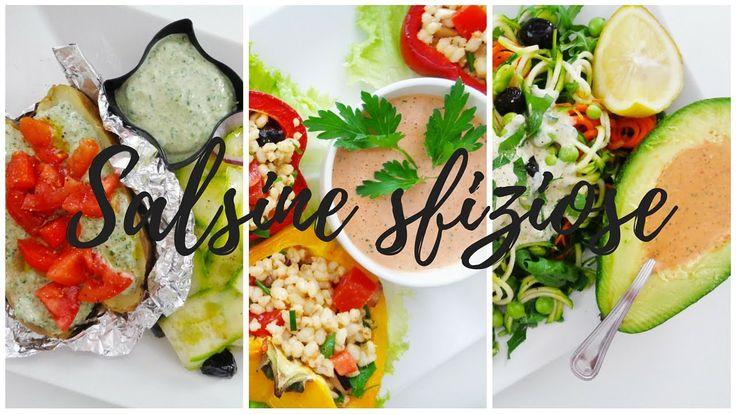 Salsine Sfiziose + Insalate Estive: Patata al Cartoccio⎮Peperoni ripieni...