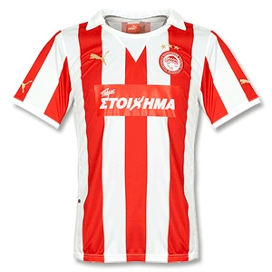 Olympiakos Home Jersey