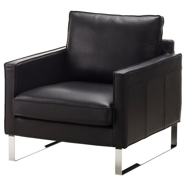Specs för IKEA Mellby Fåtölj (läder) Fåtölj - Egenskaper & Information