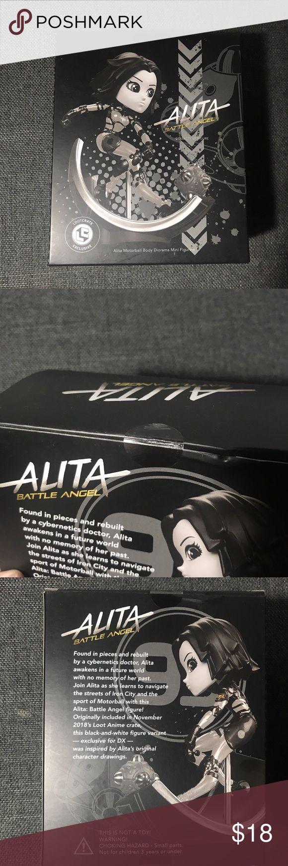 VARIANT Alita Battle Angel Collectible Figurine Alita Battle Angel Collectible F…