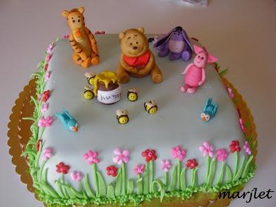 sogni di zucchero: Winnie the pooh
