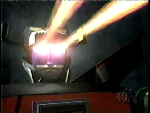 voltron the third dimension 3D intro - YouTube