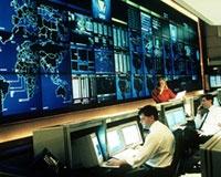 Antigo AT Network Operations Center, Bedminster, N.J., 1987