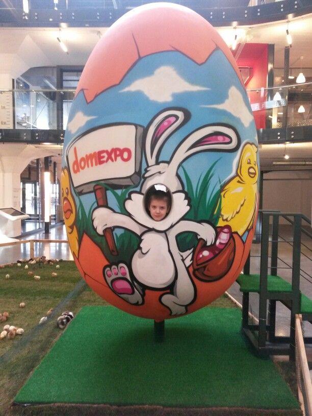 The biggest easter egg