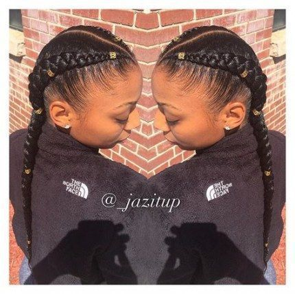 15 Ideas Braids With Weave Cornrows Two #braids