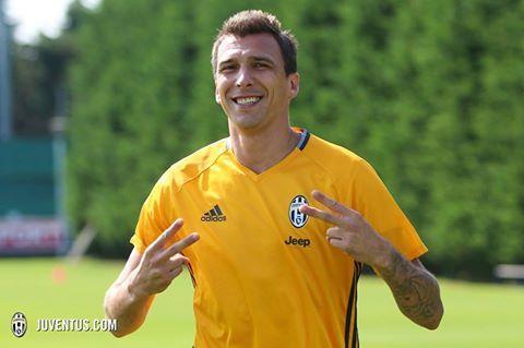 Stagione 2016-2017 Mario Mandzukic #finoallafineforzajuve