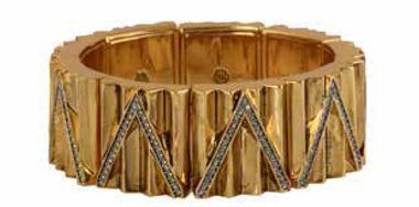 House of Harlow Vintage Muse Bracelet Gold - PRE ORDER - The Style Merchant