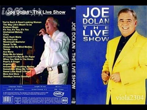 Joe Dolan - The Live Show (Concert 1997) - YouTube