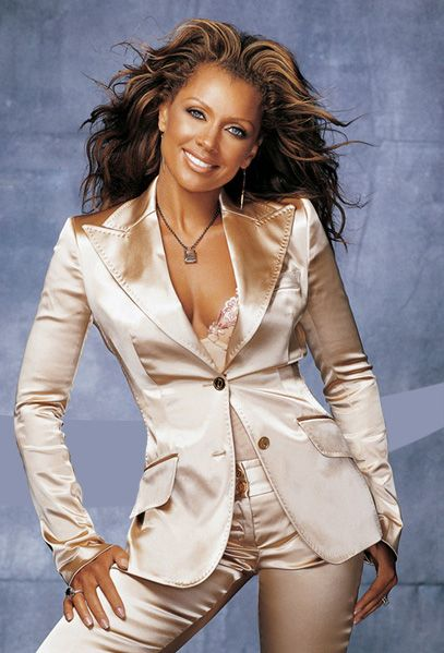 Vanessa Williams - former Miss America; singer, actress, dancer, most known to audiences as Renee in Desperate Housewives and Wilhelmina Slater in Ugly Betty.