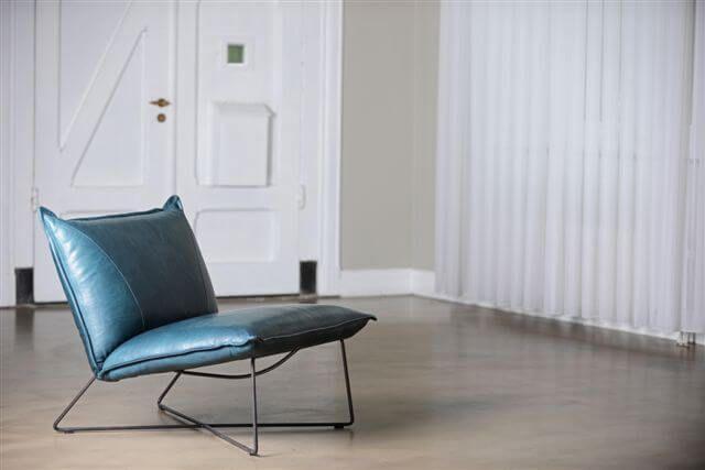 Design fauteuil Earl Low en Blizzard van Jess Design bij Mokana