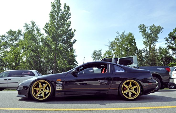 Nissan 300ZX Z32 Fitment