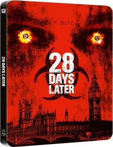 28 Days Later - Limited Edition Steelbook Blu-ray ONLY £6.99 delivered at Zavvi - Gratisfaction UK - Flash Bargains