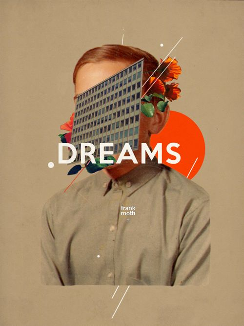 """""""Dreams"""" #collage #vintage http://www.redbubble.com/people/frankmoth/works/21245860-dreams?ref=recent-owner"""