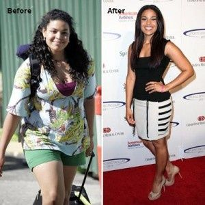 Dang! Jordin Sparks weight loss before and after