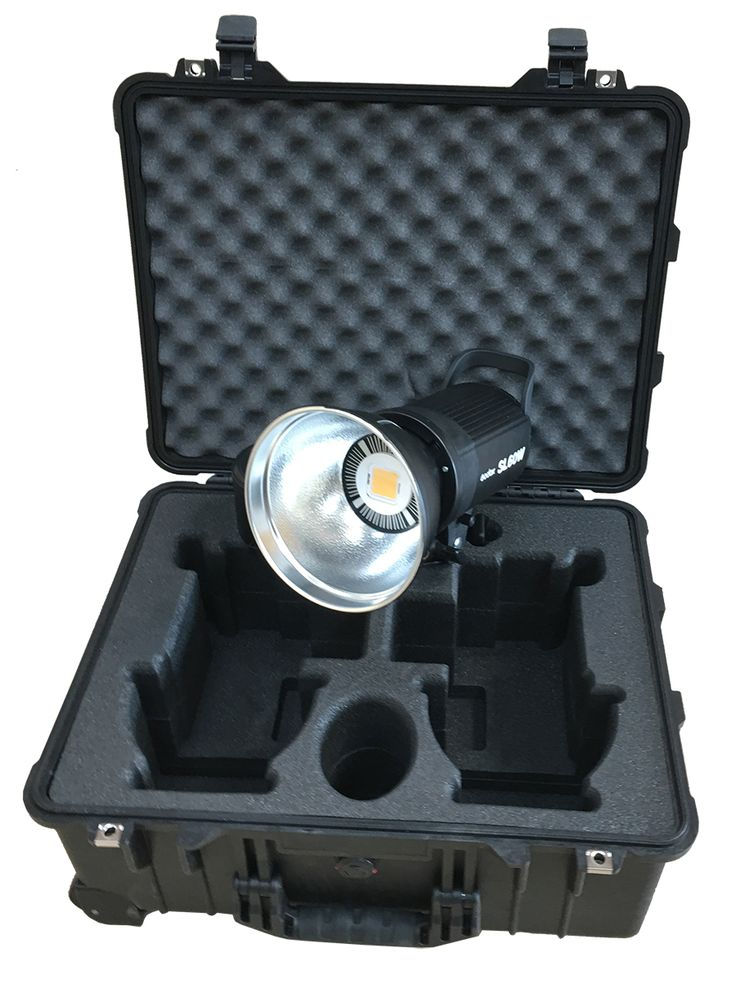Foam Insert for Video Light Kit Godox SL60W to fit Peli 1560 from Best Flight Cases