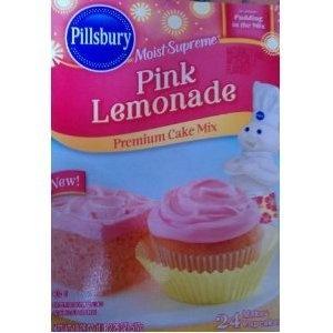 Pillsbury Pink Lemonade Cake Mix Cookie Recipe