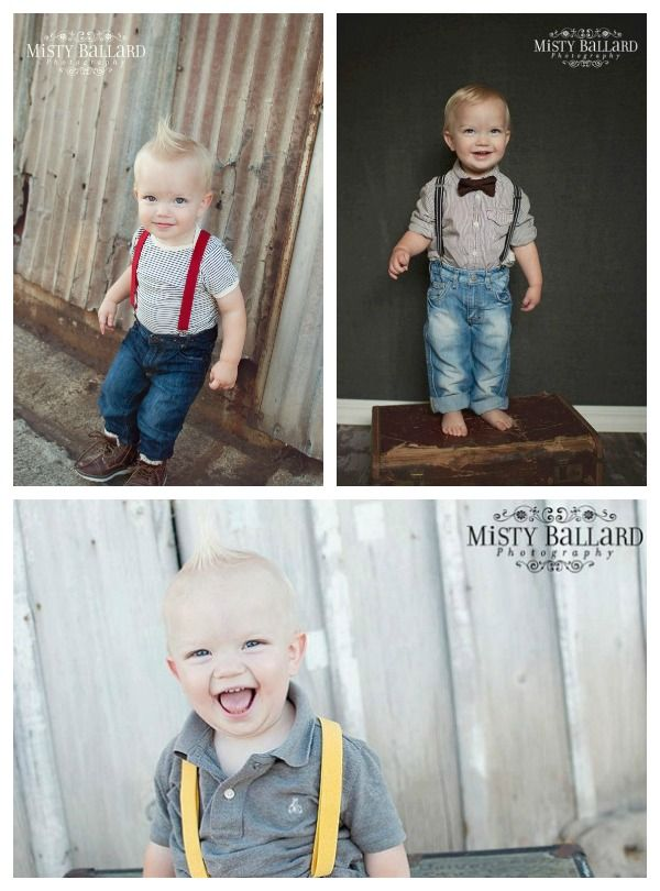 Help your little one's look stylish by putting them in a pair of Little Boy Swag suspenders.  Read Crissa's review to see how much she loves them