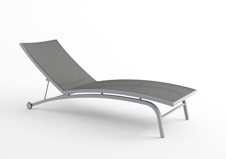 Leżanka SEVILLA - STONE&WOOD - prod. Zumm Garden Furniture (meble ogrodowe aluminium, meble z aluminium, nowoczesne meble ogrodowe, ekskluzywne meble ogrodowe aluminium, zestawy ogrodowe z aluminium, meble tarasowe, stół ogrodowy, fotele ogrodowe, krzesła ogrodowe, meble tekowe, meble teak, teakowe meble ogrodowe, zestawy mebli z aluminium, zestaw mebli ogrodowych teak, Garden Space)