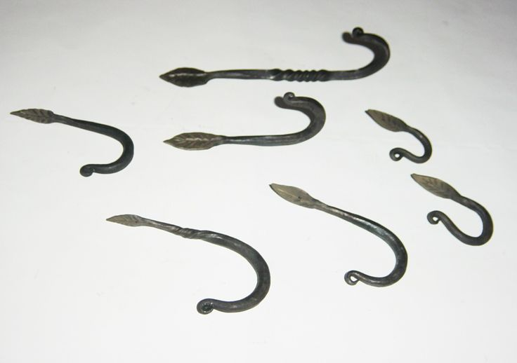 .Wall Hooks, Forge Wall, Forge Blacksmith, Hands Forge