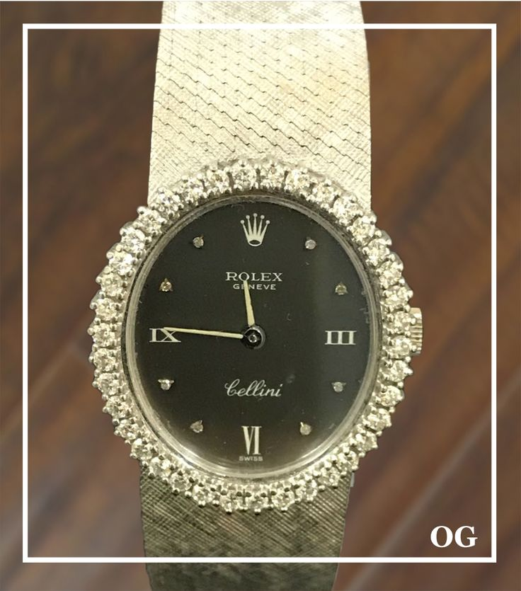 Rolex Cellini 18 kt White Gold Diamond Set 3917.  Start your day with this classy watch and complete your look. Available now for sale. For price and other information don't hesitate to contact us. info@orangzebgallery.com We will much appreciate to hear from you.  #uk #hertfordshire #londonfashion #london #fashion #instapic #instagood #wristwatch #rolex #accessories #trending #trend #amazing #rolexcellini #18kwhitegold #love #latestfashion #watchhollic #rolexhollic   #watchdealer…