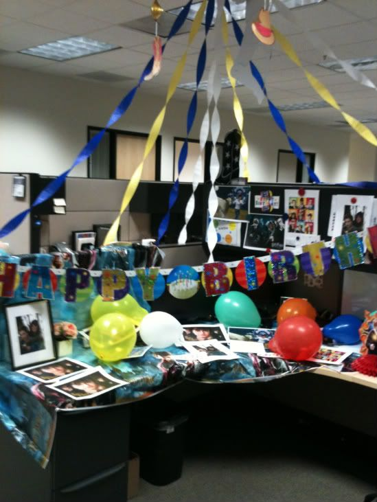 cubicle office decorating ideas  Google Search  Office Cubicle Idea Starters  Office cubicle