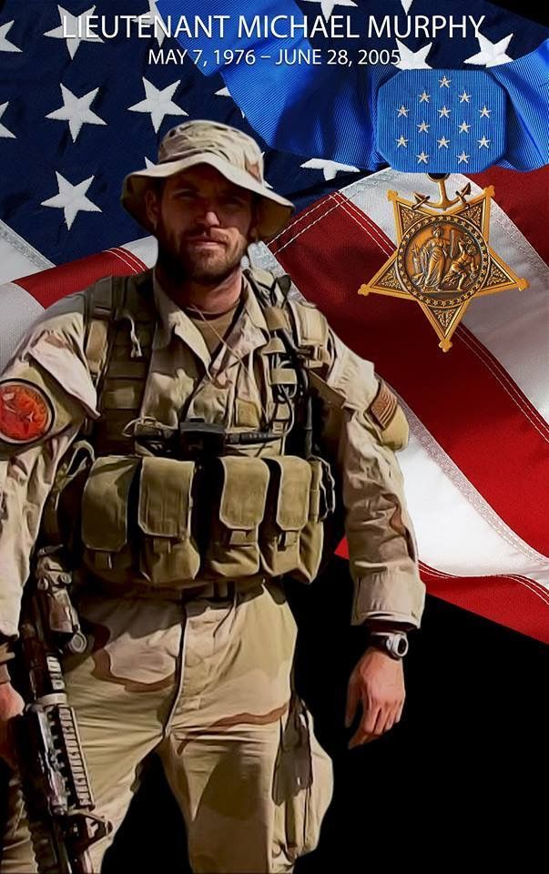 #SEALOfHonor .... Honoring Navy SEAL LT Michael Murphy who selflessly sacrificed his life eleven years ago today in Afghanistan during Operation Red Wings for our great Country on June 28, 2005. Please help me honor him so that he is not forgotten. http://www.iraqwarheroes.org/murphym.htm