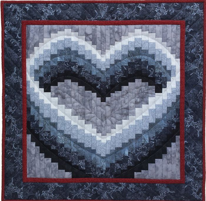 Quilted Wall Hanging Patterns 149 best lovely quilted creations images on pinterest | heart
