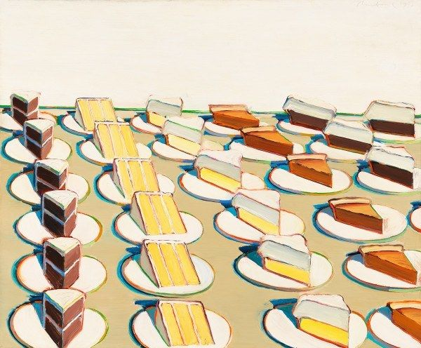 Wayne Thiebaud on Rosa Bonheur's The Horse Fair | The Artist Project | The Metropolitan Museum of Art