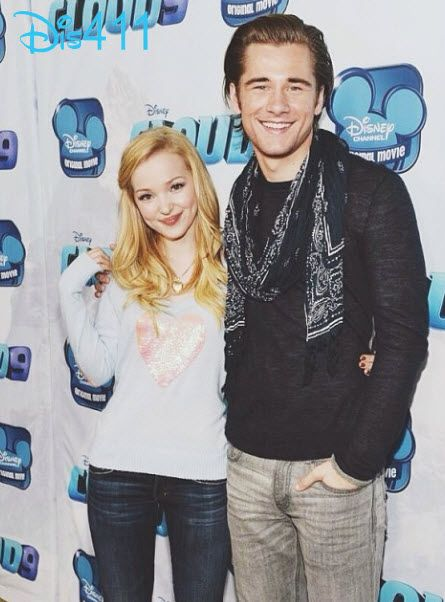 """Luke Benward, Dove Cameron And Ashley Tisdale Talked """"Cloud 9″ With """"Access Hollywood"""""""